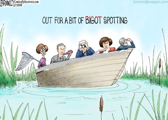 Bigot-stotting